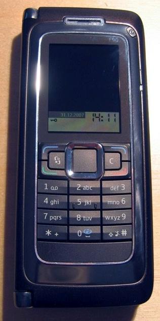 Zamknięta Nokia E90