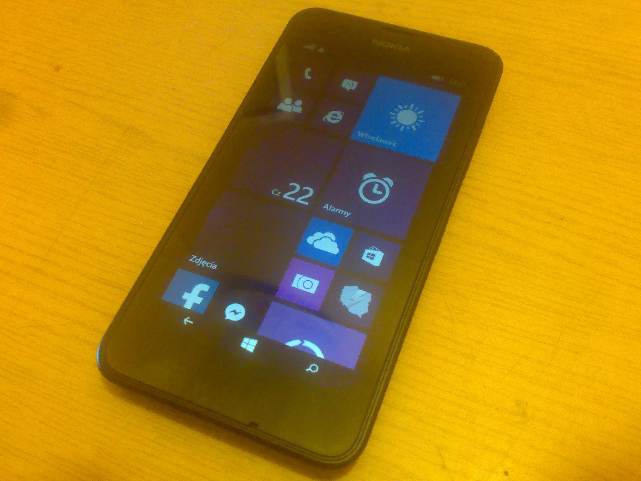 techvortal Lumia 630 i Windows Phone 8.1, czyli jak