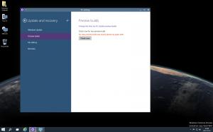 """O ile opcja """"preview builds"""" jest opcjonalna i wymaga bycia zarejestrowanym w programie Insider, to już samo Windows Update jest włączone na stałe."""